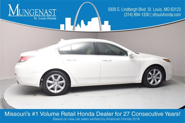 Acura Dealers St Louis >> Pre Owned 2012 Acura Tl 3 5 Fwd 4d Sedan